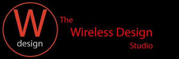 Wireless Design Studio Retina Logo